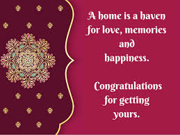griha pravesh quotes wishes luck in your new home messages
