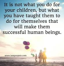 what we teach children quote loving hearts child care and