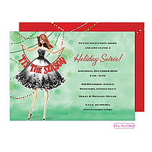 christmas brunch invitations christmas party invitations designs for 2017