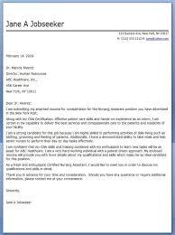 assistant cover letter nursing assistant cover letter sles nursing college