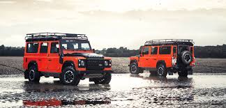 new land rover defender coming by 2015 we pay tribute to the land rover defender on its final day of