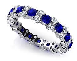 rings gemstones diamonds images Diamond anniversary wedding rings jpg
