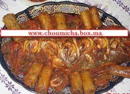 recette de cuisine choumicha poisson au fines herbes choumicha cuisine marocaine choumicha