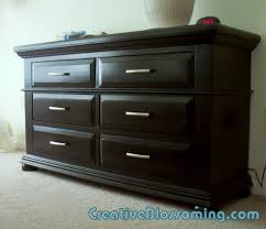 Painting Bedroom Furniture by Painting Furniture Black Casual Cottage