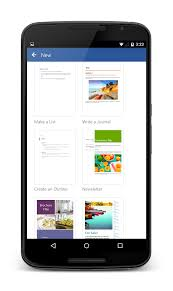 Word For Android Phone News Center