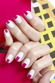 easy spring nail art ideas to try at home glamour