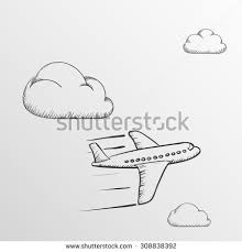 airplane drawing stock images royalty free images u0026 vectors