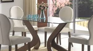 glass dining room table appealing glass dining room set dining table set
