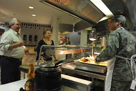 cookin it up for thanksgiving ramstein air base display