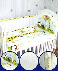 Looney Tunes Crib Bedding Baby Cot Bumper Set Children Bedding Sets With