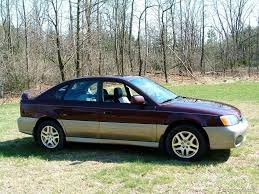 2003 subaru outback sedan specifications pictures prices