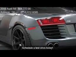 audi r8 2009 for sale 2009 audi r8 4 2 for sale in tx 75001 at empire exo