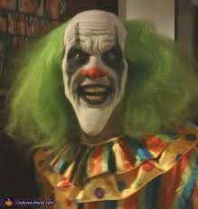 bobo the evil clown scary halloween costume