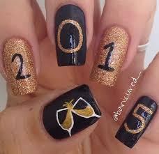 31 best new years eve nails images on pinterest holiday nails