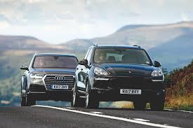 porsche suv 2015 price range rover velar vs porsche cayenne vs audi q7 luxury suv mega