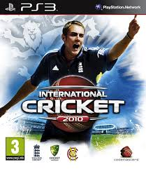 amazon com international cricket 2010 ps3 uk version video games