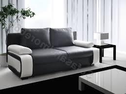 White Leather Sofa Bed White Sofa Bed Ebay Tehranmix Decoration
