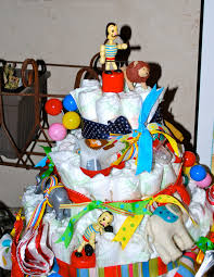 vintage circus themed baby boy shower classy clutter