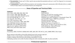 Areas Of Expertise Resume Areas by Network Security Engineer Resume Network Security Engineer Resume