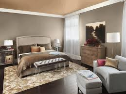 best colours for bedroom grey wall paint color beige upholstered