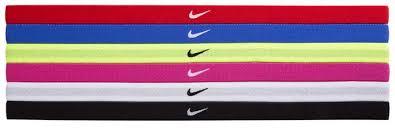 sports headbands nike womens headband 6 pack lacrosse unlimited