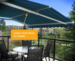 Modern Retractable Awning Retractable Awnings Vancouver Element Comfort Solutions