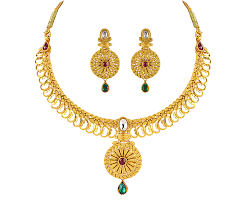 set of gold buy orra gold set necklace for women online best bridal sets