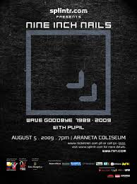 nine inch nails poster nin pinterest trent reznor and music