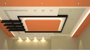 living room latest new gypsum false ceiling designs collection