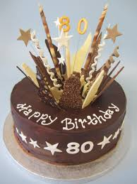 download chocolate 80th birthday cake btulp com