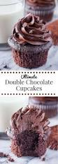ultimate double chocolate cupcakes just so tasty