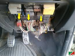 electrical clicking noise when the battery is turned on motor