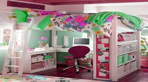 latest loft bed with desk for teenagers crazy ideas teen bedroom