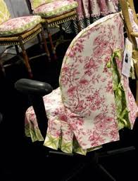 Dining Room Chair Slipcover Pattern No Sew Chair Back Covers Room And Craft