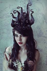 Scary Gypsy Halloween Costume 25 Siren Costume Ideas Medusa Costume Makeup