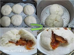 cara membuat donat isi ayam obsesi roti 9 pau isi ayam pedas bawang bombay just try taste