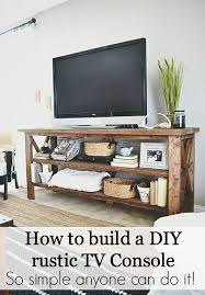 Tv Stands With Bookshelves by Best 25 Cool Tv Stands Ideas On Pinterest Farmhouse Cooling