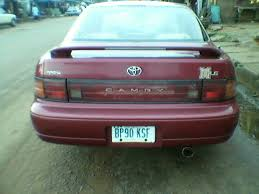 toyota camry 1994 model registered toyota camry 1994 model for sale autos nigeria