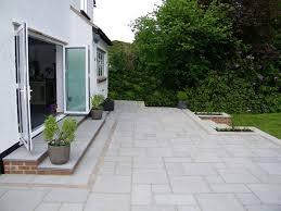 saxon textured garden paving marshalls co uk also garden