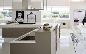 cuisine moderne taupe design interieur idées déco couleur taupe cuisine moderne idées