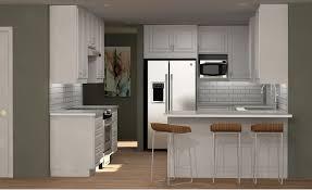 ikea bodbyn gray kitchen cabinets three ikea kitchen cabinet designs 6 000