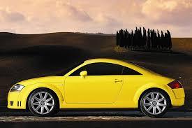 2001 audi tt quattro review 2005 audi tt overview cars com
