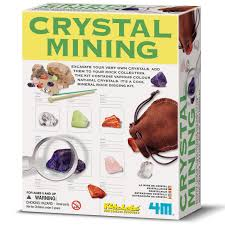 Gifts For Kids Under 10 My Kids Dig The Crystal Digging Kit Crystals Christmas Toys