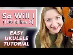 ukulele keyboard tutorial so will i 100 billion x keyboard chords by hillsong united
