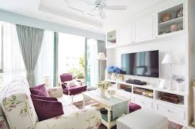 house tour elegant country style apartment in pasir ris home