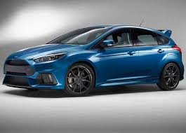ford focus concept 2018 ford focus rs performance and horsepower 2018 release date