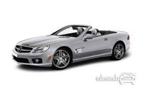 used mercedes sl63 amg for sale used 2009 mercedes sl class sl63 amg pricing for sale edmunds
