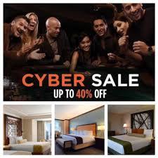 caesars entertainment thanksgiving black friday cyber monday cyber