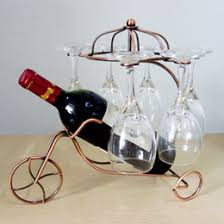 discount hanging wine glass holder 2017 hanging wine glass