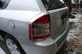 jeep light covers jeep compass chrome light bezel trim covers